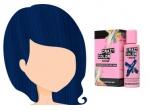 Barva na vlasy Crazy Color SKY BLUE 59 100 ml