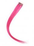 Clip in pramen 51cm - růžová