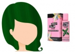 Barva na vlasy Crazy Color EMERALD GREEN 53 100 ml